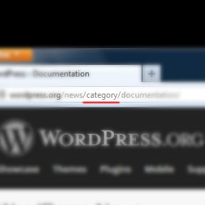 Как удалить category из URL сайта на WordPress