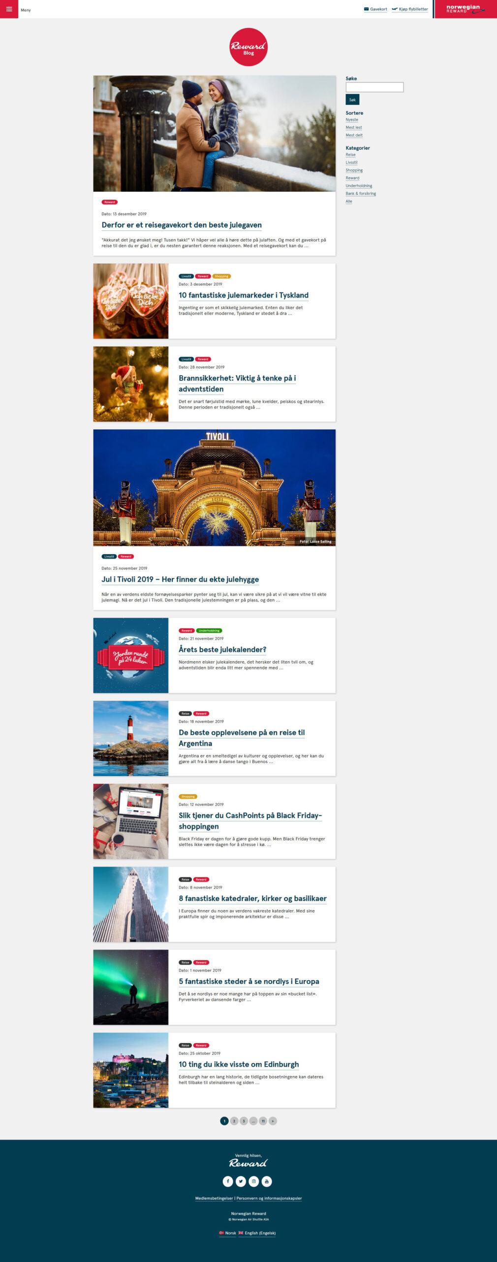 Многоязычный WordPress блог